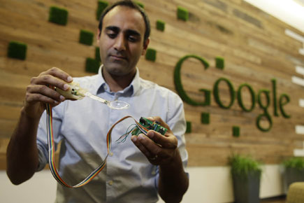 From Google Glass To Google Spoon