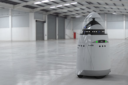 K-5 Robot to Change Private Security Industry