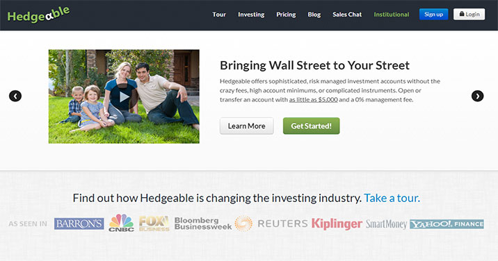 Hedgeable a New Way to Invest in Your Future