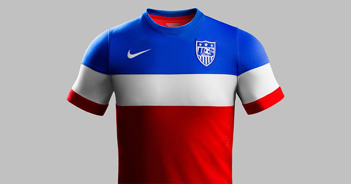 72f132481697 Nike s USA World Cup Jersey Design Data-Driven