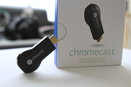 Latest Chrome Beta for Android Adds Chromecast Streaming
