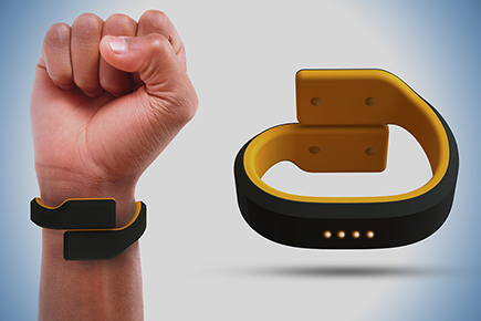 Pavlok Wearable Wants to Shock You Into Action